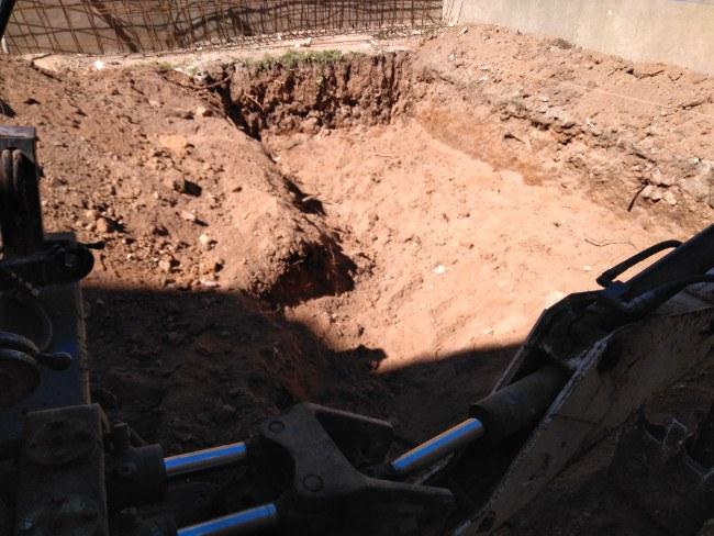 excavación de vasos piscinas Valencia