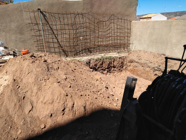 excavación de piscinas Valencia