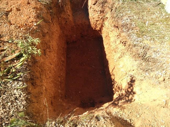 excavación fosas sépticas