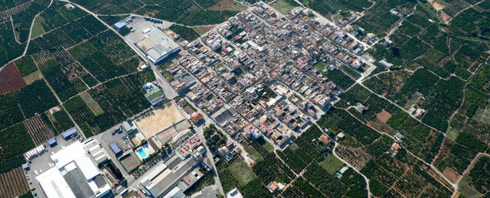 Excavaciones Benifairó de la Valldigna Derribos Benifairó de la Valldigna
