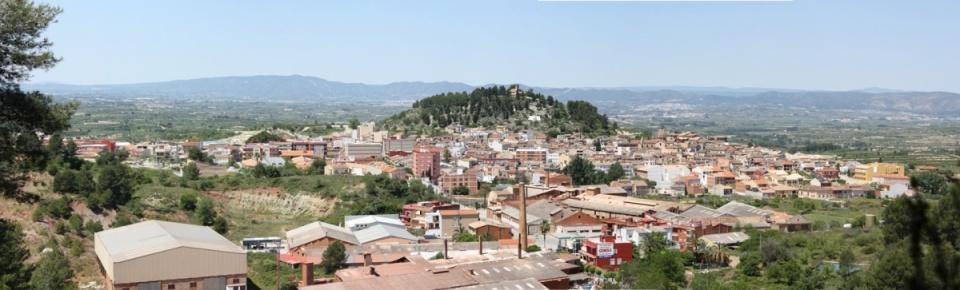 Excavaciones Castelló de Rugat Derribos Castelló de Rugat